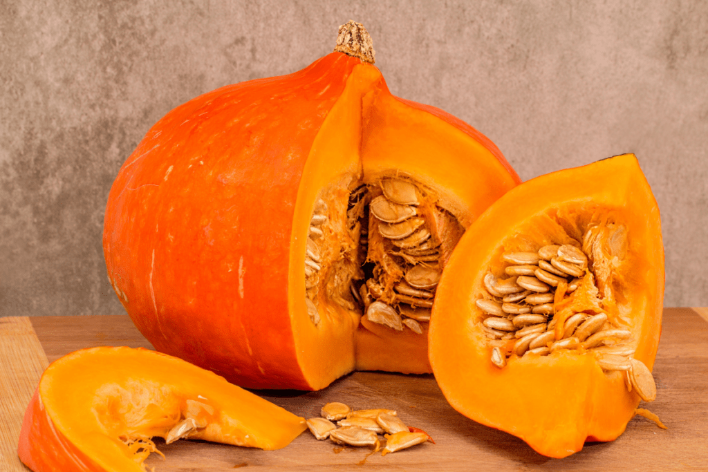 bearded dragon food list pumpkin